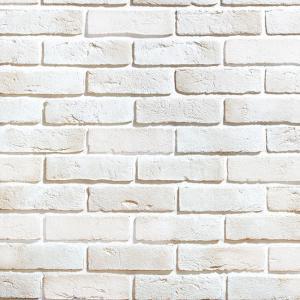 Купить искусственный камень белый