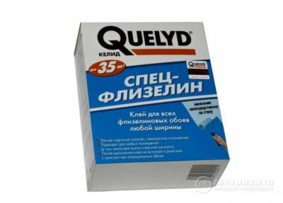 Клей метилан для обоев на флизелиновой основе 8