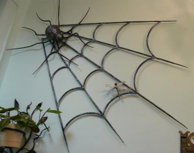 Как сделать паутину в домашних условиях 84