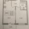 Помогите правильно организовать пространство в однокомнатной квартире