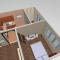 Посмотрите пожалуйста и дайте совет, на плане мой проект квартиры!