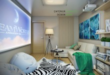 Квартира в современном эко-стиле
