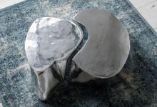 10 стильных металлических предметов для вашего интерьера