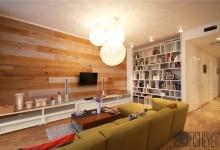 Реализация проекта квартиры на наб. Робеспьера