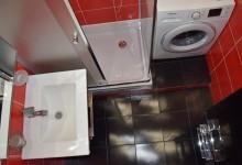 Ремонт ванной комнаты и туалета (Алтуфьевское  шоссе, 64В)