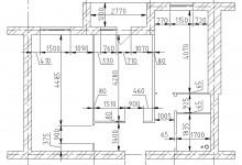 2-х комнатная квартира на троих V3.0