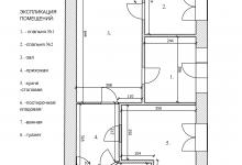 Дизайн интерьера однокомнатной квартиры 40 квм - Фото 2016