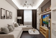 Дизайн-проект квартиры в ЖК Новое Мурино