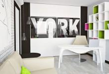 Дизайн-прект типовой однокомнатной квартиры
