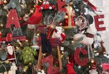 5 неожиданных идей декора для новогодней елки