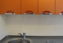 Маленькая кухня - борьба за пространство