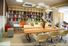 Проект офиса 70 кв.м.