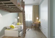 Дизайн квартиры в особняке | Pushkin 158 m