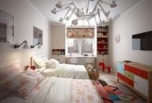 Tribuca 100 м. | Современный дизайн трехкомнатной квартиры