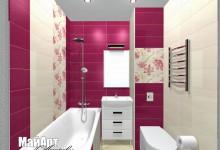 Дизайн раскладка плитки в ванной