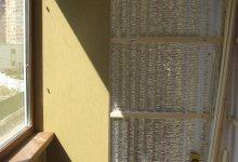 Декор балконов в доме серии п44т..