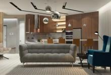 Дизайн-проект квартиры: Leningradskaya II