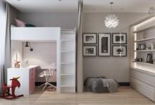 Lyzhniy - 52m | Дизайн однокомнатной квартиры в скандинавском стиле