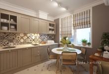 Проект кухни, совмещенной с гостиной: дизайн, фото