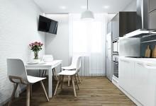 Дизайн квартиры: Oblastnaya