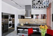 Дизайн-проект двусветной квартиры 160м2