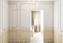 Smolenka - 50m | Американская классика в интерьере квартиры