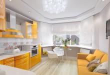 Апельсиновая кухня. Г. Балашиха