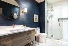 Актуальные тренды в дизайне кухни и ванной комнаты в 2018 году
