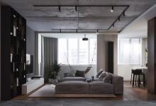 Александр-3. Квартира площадью 117 кв. метров