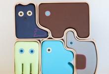 Игры и учеба: многофункциональная мебель для самых маленьких