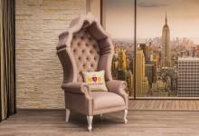 Авторская реплика кресла с капюшоном: мечтать и делать как профи