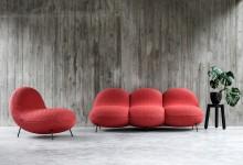 Объемные уютные кресла