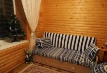 Балкон, частный дом
