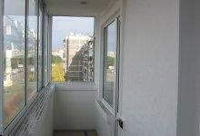Балкончик готов
