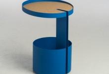 Сервировочный столик с мини-баром