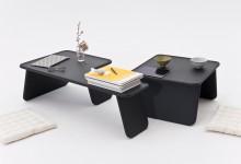 Модульные столики в восточном стиле