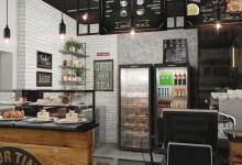 Брутальная кофейня с самообслуживанием Your Time