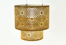 Диковинные узоры: современная интерпретация классического светильника