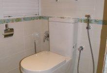 Перепланировка  ванной и туалета