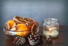 Чем приправить Новый год? Идеи ароматного декора