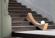 Скульптурные светильники: иллюзия движения