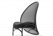 Большое и легкое кресло