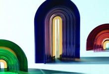 Настольная лампа: цвет и свет