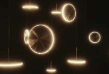 Космический светильник: сияние звезд