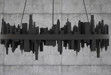Огни мегаполиса: урбанистический светильник