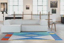 Яркие ковры с символическим узором