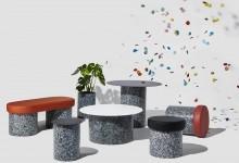 Эффект конфетти, или Эко-дизайн в мебели