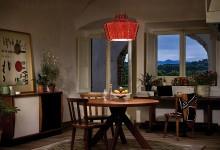Деревянные светильники: стежки света