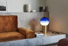 Игры с цветом: декоративный светильник