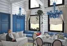 Дизайн частного дома в Лисьем носу